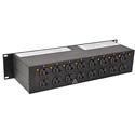 Lex PRM2IC-9CC Rack Mount Power Distribution 2RU L5-30 In/Thru Front