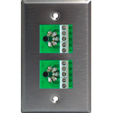 Lightronics CP522 Unity Architectural Wall Plate