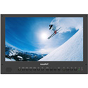 Lilliput BM150-4K 15.6 Inch Carry-on/Rackable 4K Broadcast Director Monitor with SDI HDMI VGA & DVI Inputs V-mount