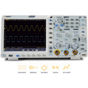 Lilliput OWON XDS3202E N-In-1 On-Site Measurement Station Digital Oscilloscope