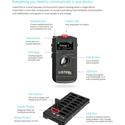 Listen Technologies LKS-1 ListenTALK 4-Person Assistive Listening & Intercom System