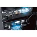 Middle Atlantic LT-GN-PNL One Rackspace Rackmount Panel with Dual Gooseneck LED Lights