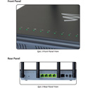 Luxul XWR-3150 Epic 3 - Dual-Band Wireless AC3100 Gigabit Router with Domotz