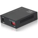 LevelOne GVT-2000 RJ45 to SFP Gigabit Media Converter