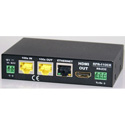 Luxi RPR-110CR Presenter Receiver 100 Series Daisy-Chainable HDMI Output - Rack-Mountable