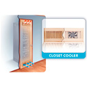 Middle Atlantic ICLS-COOL-2 A/V Closet Cooler Active Intake/ Active Exhaust