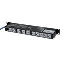 Middle Atlantic PDS-1620R-NS Multi-Mount Rackmount Power Supply with 16 Outlet 20A 3-Step Sequencing