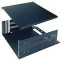 Mid-Atlantic SPM-2 2-Space Sideways Panel Mount Includes Front Cover