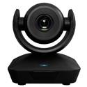 Marshall AV-CV610-U2 PTZ USB 2.0 10x (4.7-47mm) 5MP Streaming Camera (1080p 720p 480p) - USB 2.0 UVC Protocols - Black