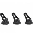 Miller 550 Tripod Rubber Feet - Set of 3