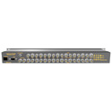 Matrix Switch MSC-HD121DES 12 Input 1 Output 3G-SDI Video Router With Status Panel and AES Audio