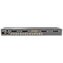 Matrix Switch MSC-HD44AAS 4 Input 4 Output 3G-SDI Video Router With Status Panel and Analog Audio