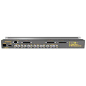 Matrix Switch MSC-HD81AAL 8 Input 1 Output 3G-SDI Video Router With Button Panel and Analog Audio