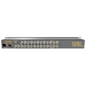 Matrix Switch MSC-HD81DEL 8 Input 1 Output 3G-SDI Video Router With Button Panel and AES Audio