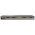Matrix Switch MSC-HD88AAL 8 Input 8 Output 3G-SDI Video Router With Button Panel and Analog Audio