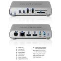 Matrox MHD/I Monarch HD Professional H.264 Video Streaming Encoder & Recording Appliance