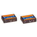 MuxLab 500700 HD-SDI Over CAT5 / CAT6 Extender Kit