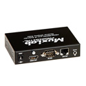 Muxlab 500753-RX HDMI / RS232 over IP Receiver with PoE
