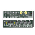 Rolls MX422 4 Channel Portable Microphone/Line Field Mixer