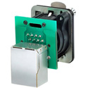 Neutrik NE8FDP-R-B D Series Right Angle RJ45 etherCON Feedthrough Receptacle