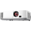 NEC NP-P401W 4000-Lumen Widescreen Multi-Region Installation Projector