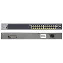 NetGear GS728TPP-200NAS 28-Port Gigabit Ethernet Smart Managed Pro PoE Switch