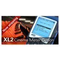 NTI Americas 600 000 379 - Cinema Meter Option for the XL2