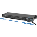 Osprey MVS-16 16 Channel 3G-SDI 1U Rackmount Multi Viewer / 16x16 Matrix Switcher