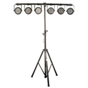 On-Stage Stands LS7720QIK Quick-Connect u-mount Lighting Stand