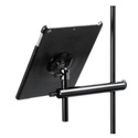 On-Stage Stands TCM9360 iPad Air Snap-On Cover w/ Mounting Bar