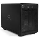 OWC OWCTB3IVT32.0S 32.0TB ThunderBay 4 Four-Drive HDD with Dual Thunderbolt 3 Ports RAID-Ready JBOD Solution