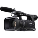 Panasonic AG-AC130APJ AVCCAM Solid State 1/3-Inch 2.2-Megapixel 3-MOS Handheld Camcorder