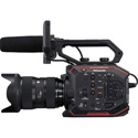 Panasonic AU-EVA1 5.7K Super 35 Handheld Cinema Camera