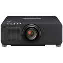 Panasonic PT-RZ970BU 10000 Lumens WUXGA Resolution (1920 x 1200) DLP Projector - Black