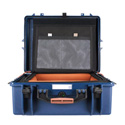 PortaBrace - Vault Hard Case w/Removable Interior Soft Carrying Case
