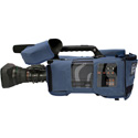 Portabrace SC-HPX370B Shoulder Case for Panasonic AG-HPX370 Camera - Blue