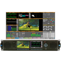 Phabrix Rx 2000A 4-Channel Analyzer/Generator (2K/3G/HD/SD) with Monitoring - Includes PHRXM-A Analyzer Module
