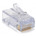 Platinum Tools EZ-RJ45 Cat 6 Connectors - 500 Pack