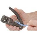 Platinum Tools 12516C Tele-TitanXg 2.0 CAT6A / 10Gig Crimp Tool