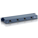 Palmer Audio PAN08 19 Inch DI/Line Isolation Box 4 channels active