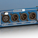 Palmer Audio PRMLS Line Splitbox 4 Channel