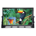 Plura LCM-123-3G 23in Multi-Format 3G HD-SDI Monitor - Dual Display Capability