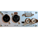 Plura TC60 LTC /VITC Reader Box for Real Time Synchronisation of a PC RS232 RS422 & USB Interface