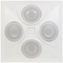 Pure Resonance Audio PRA-SD4 SD4 SuperDispersion Ceiling Speaker Array 8 Ohm/70V