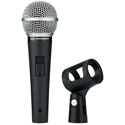 Pure Resonance Audio PRA-UC1S Ultra-Clear Dynamic Vocal Microphone with Switch