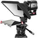 Prompter People FLEXP-12IPAD Flex Plus Teleprompter for iPad - 12 Inch Beamsplitter Glass
