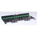 ADC-Commscope QFJF-1248ASLCBKS SM 24 Duplex LC APC Fiber Blade w/Loop Plugs