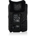 QSC CP8 Outdoor Cover - Nylon Fabric and Mesh Cover for Temporary Outdoor Use of CP8 Speaker