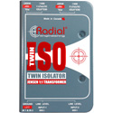 Radial Twin-Iso - Two Channel Balanced Line Isolator