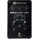 Remote Audio SPKEZV4BT 12 Watt Self-contained Battery-Powered Speaker System with Bluetooth - Each